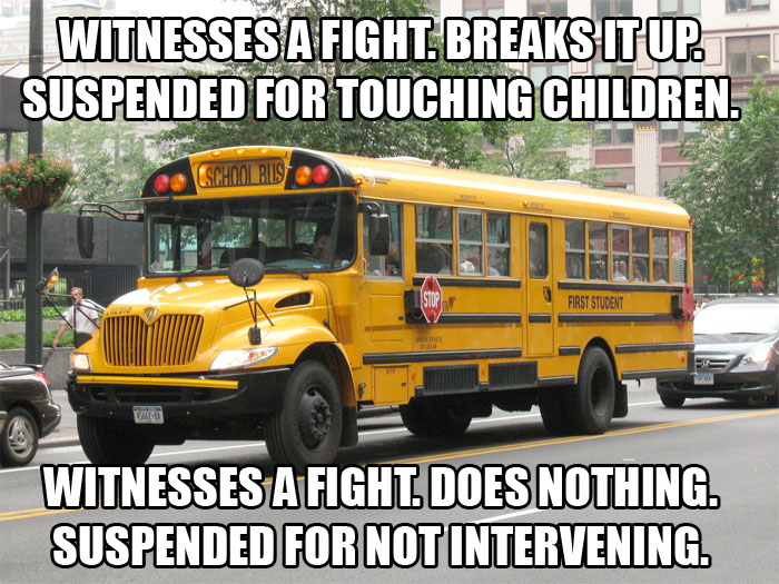 Bad Luck Bus Driver | Bad Luck Brian | Know Your Meme