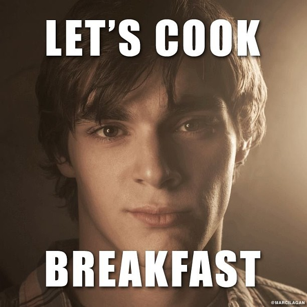 Lets Cook Breafast Walt Jr Loves Breakfast Know Your