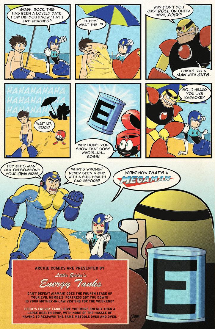 Eddie Megaman