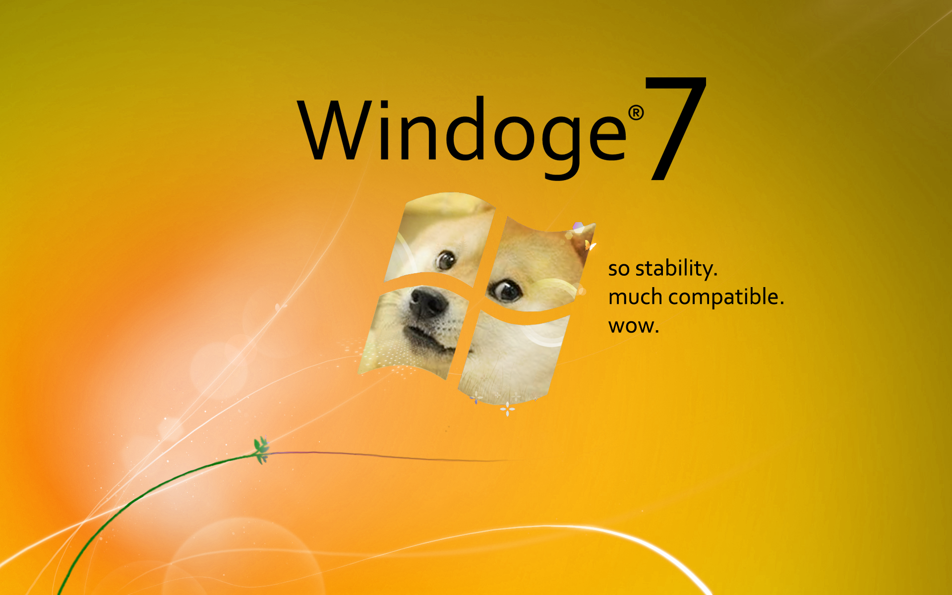Image 657895 doge know your meme - Doge steam background ...