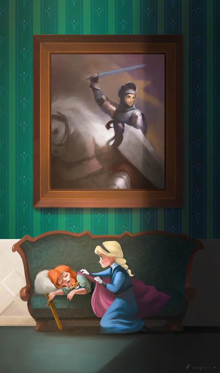 Joan of arc | Frozen | Know Your Meme