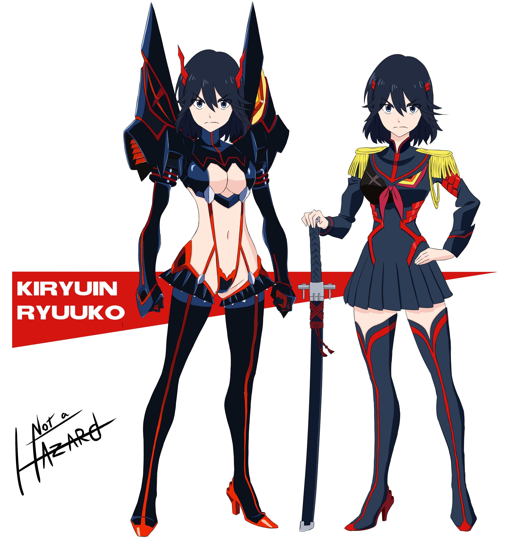 Ryuko Kiryuin | Kill la Kill | Know Your Meme