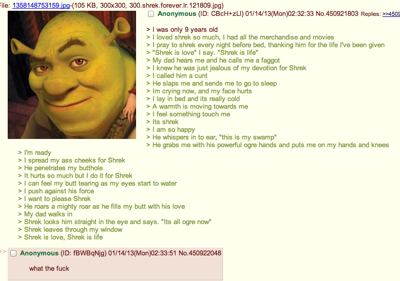 Why Is the Internet So Obsessed With Shrek? - The Atlantic