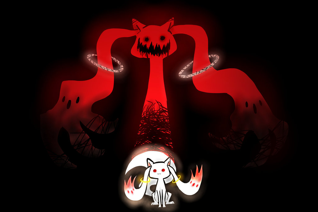 inner evil kyubey know your meme