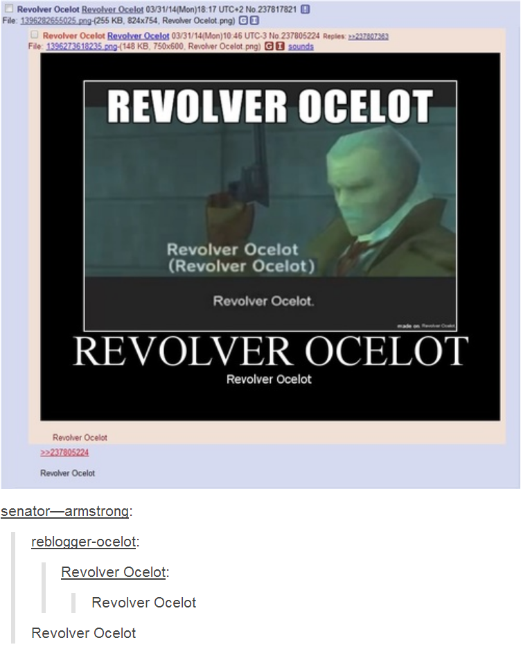 Metal Gear / Memes - TV Tropes