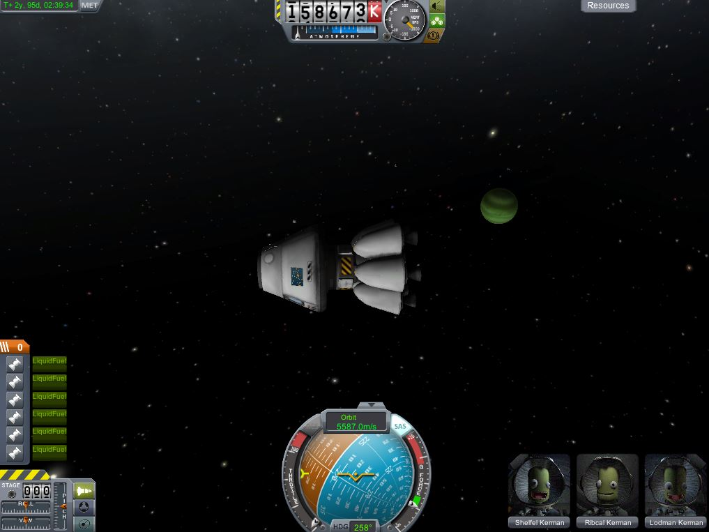 Jool Kerbal Space Program Know Your Meme