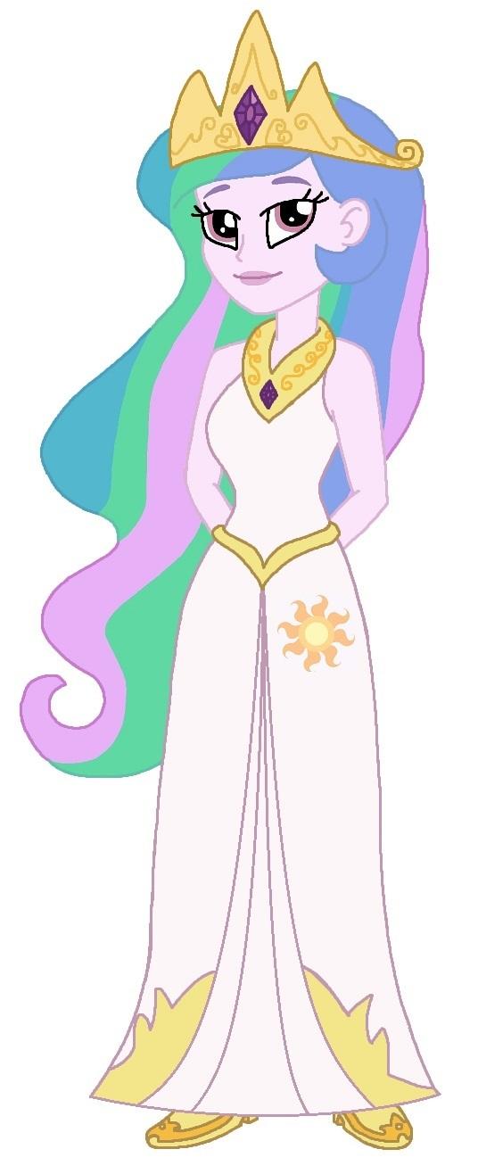 Princess Celestia My Little Pony Friendship Is Magic