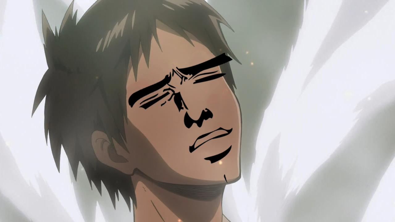 Eren Yaranaika Face | Attack on Titan / Shingeki No Kyojin ...
