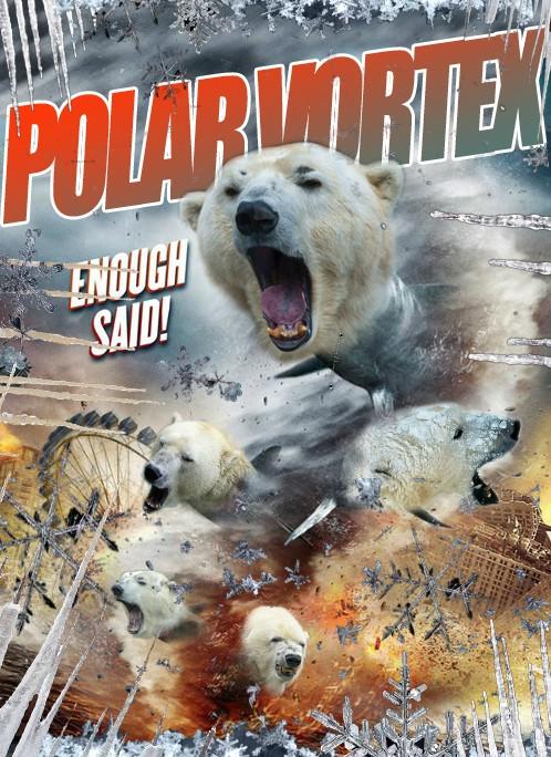 Polar Vortex Sharknado