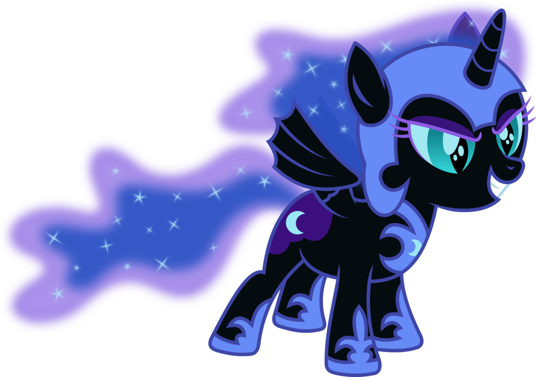 Nightmare Moon filly | My Little Pony: Friendship is Magic ...