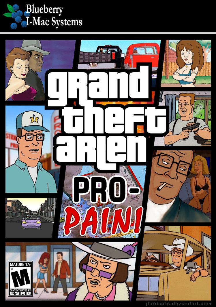 Grand Theft Arlen | Grand Theft Auto Cover Parodies | Know ...