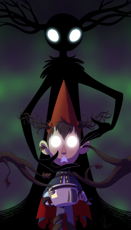 Over The Garden Wall The Beast And Wirt By Imaginashon Over The Garden Wall Know Your Meme