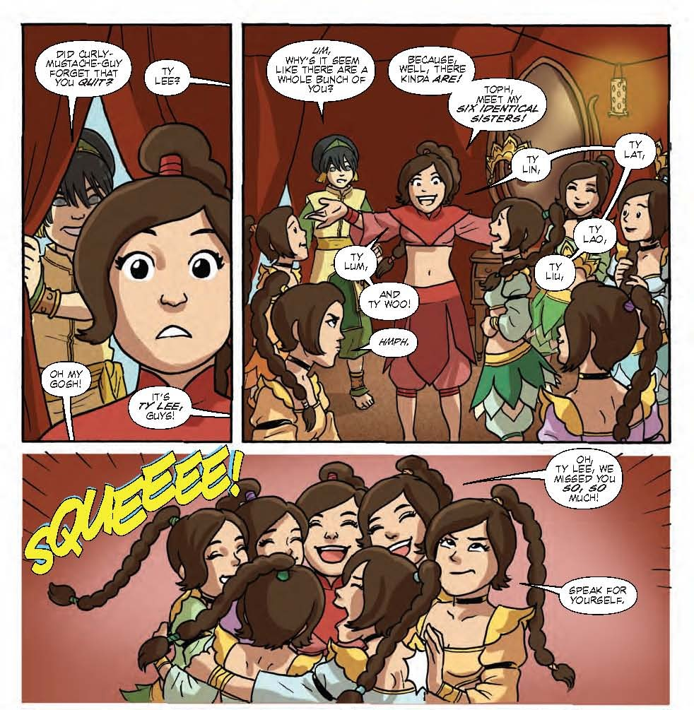 Avatar: The Last Airbender VS The Legend of Korra : TV