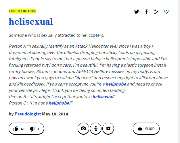 I identify as an apache attack helicopter
