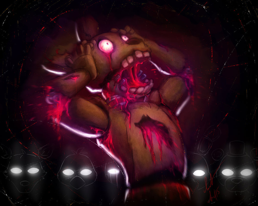 Purple guy fnaf xxx fucking thumbs