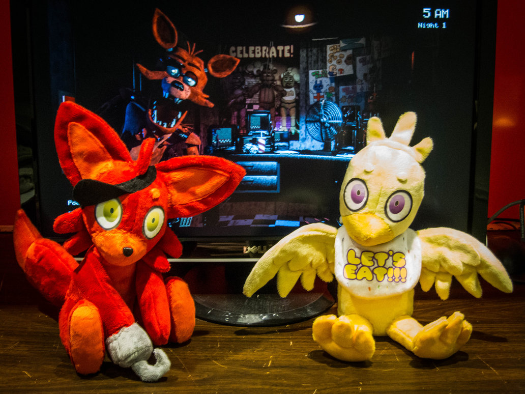 Fnaf plushies five nights at freddy s know your meme