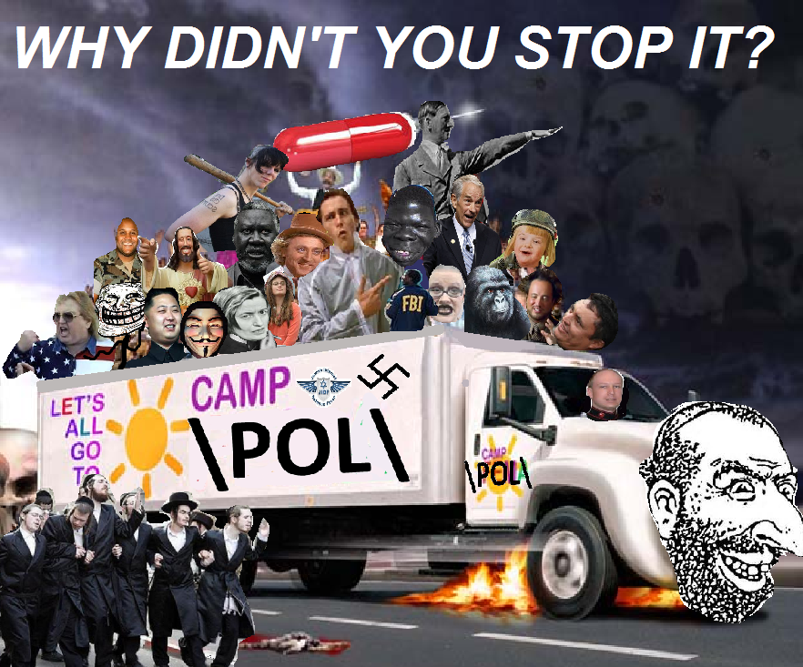welcome to pol pol know your meme