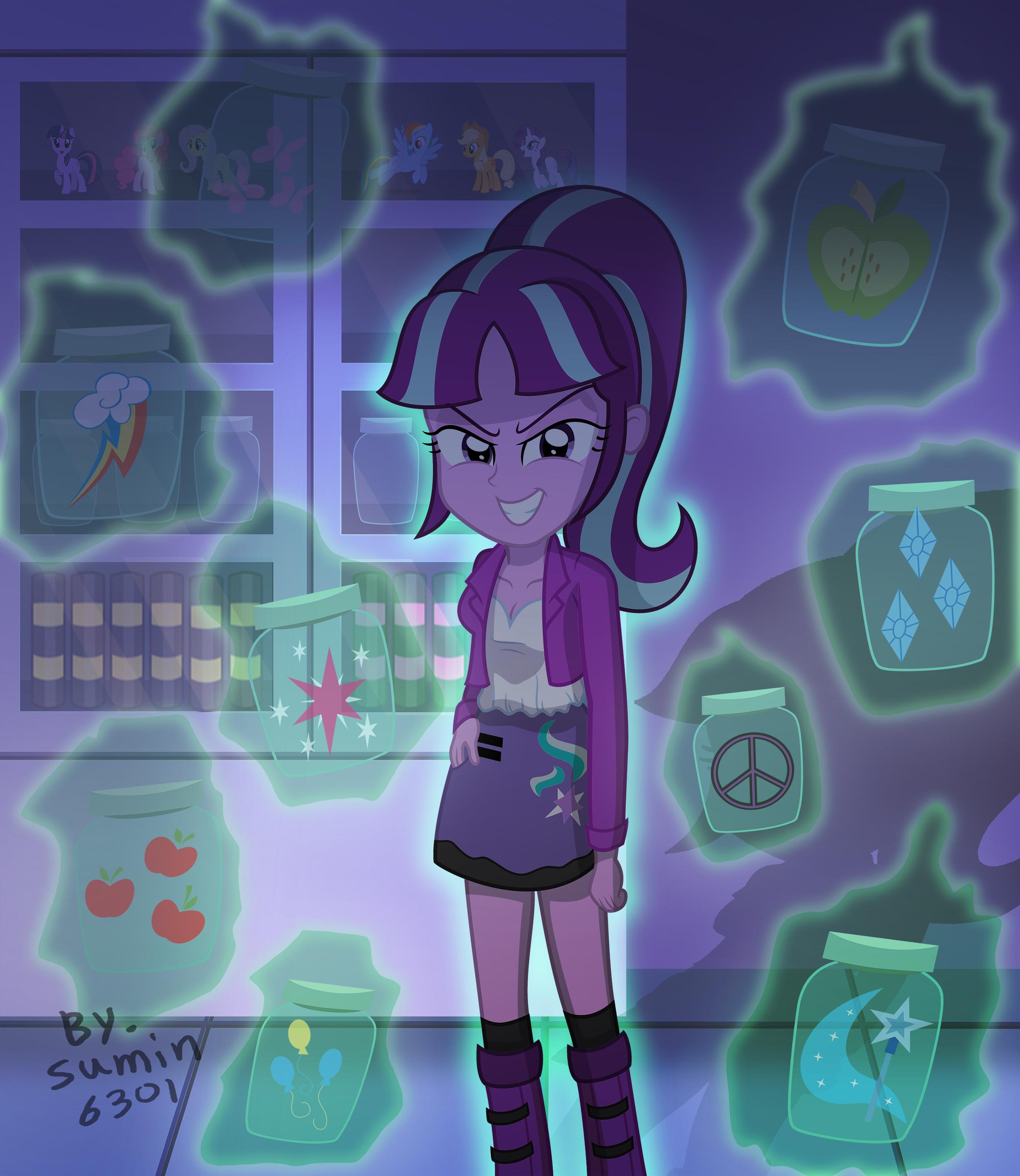 Starlight Glimmer human | My Little Pony: Friendship is ...
