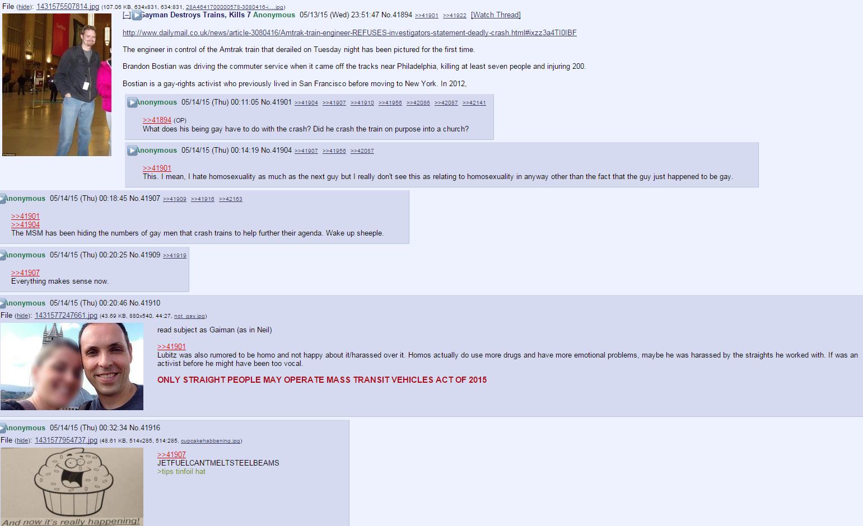 8chan: MFW I Know People That Take That Line.