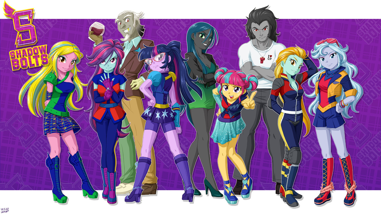 prep s shadow bolts my little pony equestria girls know your meme