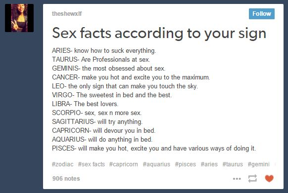 Signs And Sex 6