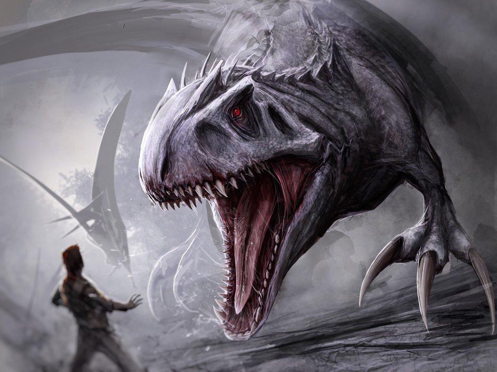 Indominus Rex Jurassic Park Know Your Meme