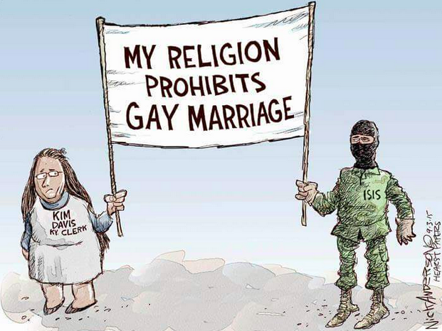Religions view on gay marriage