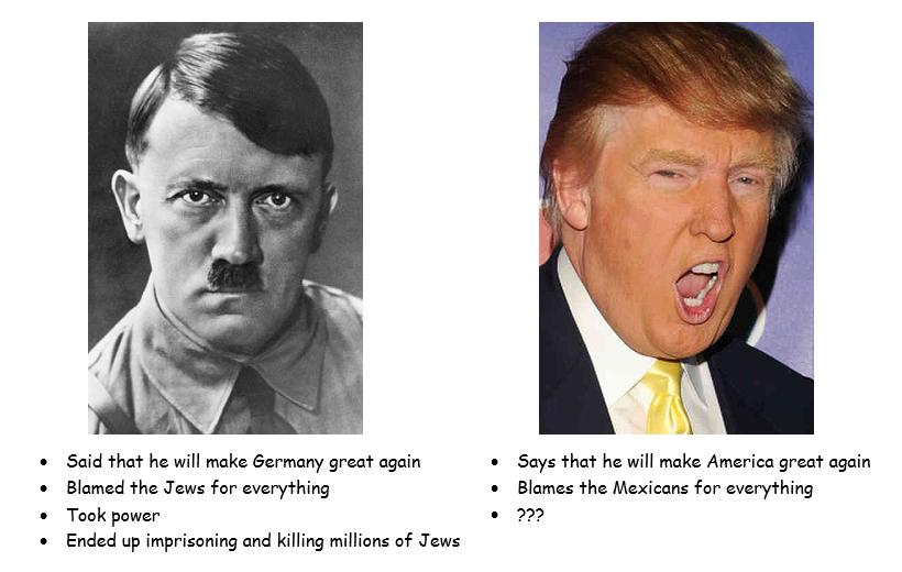 entry trump nazis jews bebdacfade