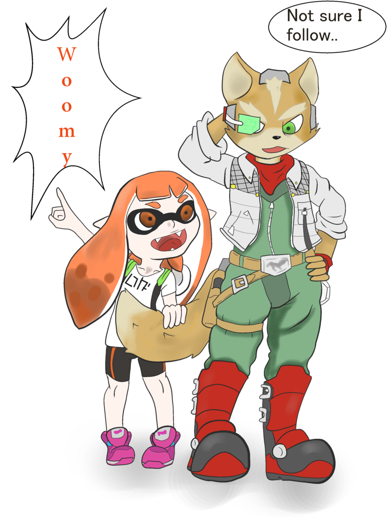 Funny Exam Pictures Facebook Fox McCloud and Agent ...