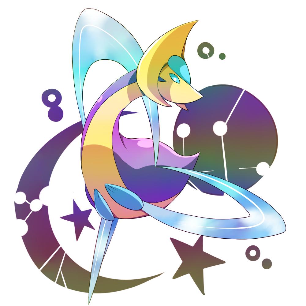 Shiny Cresselia Pokemon Images | Pokemon Images