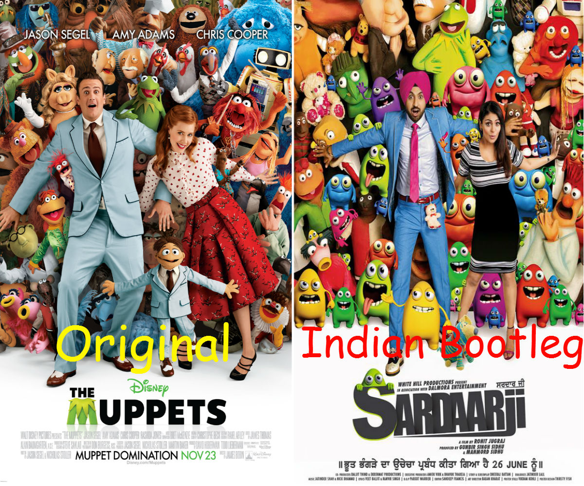 The Indian Rip-off Muppet movie | Bootleg / Knock Off | Know Your Meme