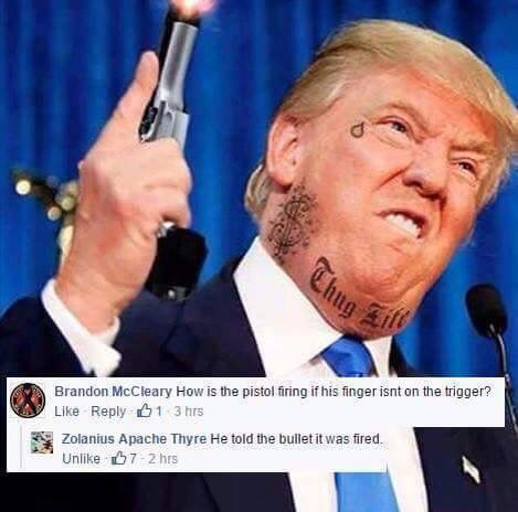 21c donald trump memes were funny but he is laughing at us all now
