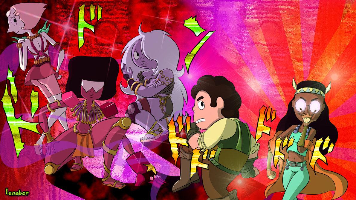 Steven S Bizarre Adventure Battle Tendency Steven