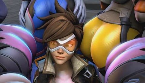 overwatch booty