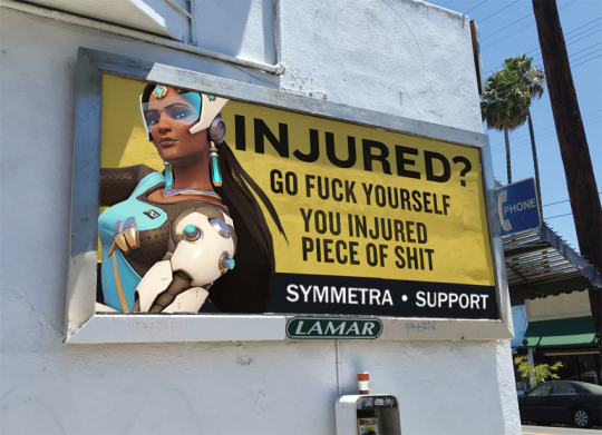 Thanks, Symmetra! : Overwatch