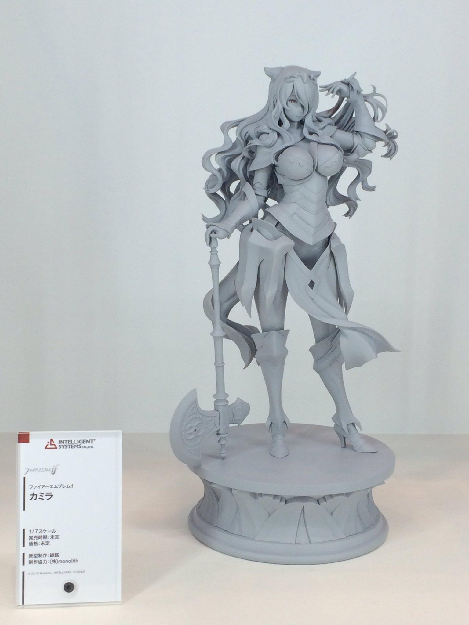 Les figurines et/ou produits dérivés if/Fates Ea7