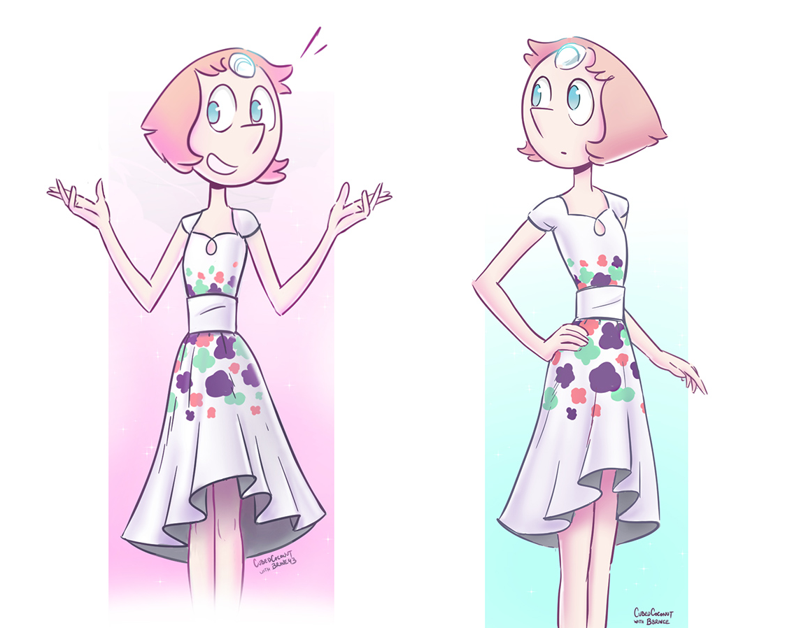 Pearl By Cubedcoconut Steven Universe Know Your Meme