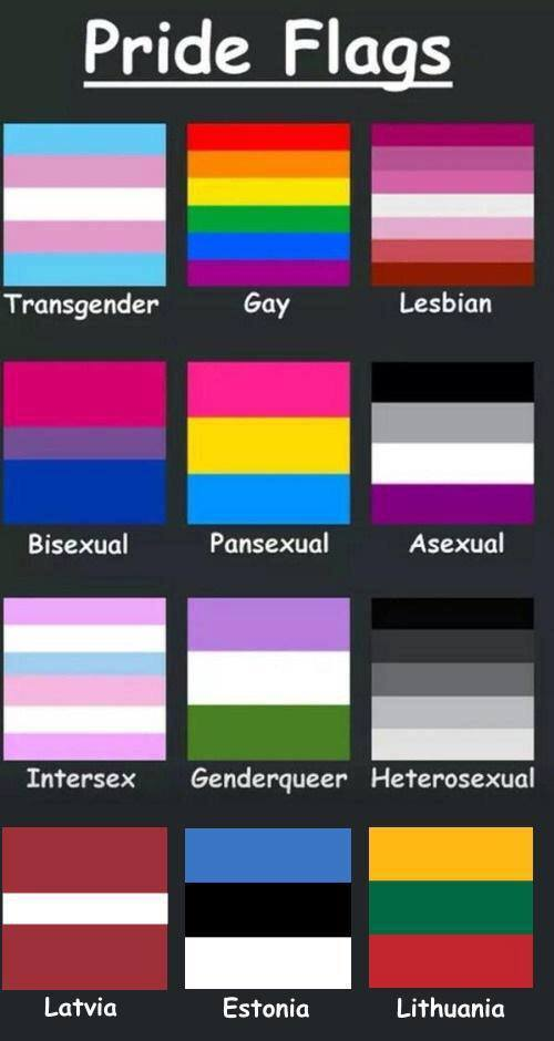Flags | LGBTQ | Know Your Meme