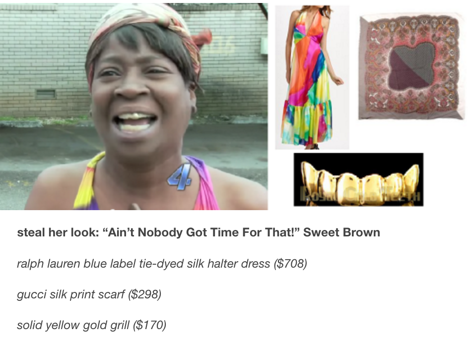 Ain't nobody got time for that | Steal Her Look | Know ...