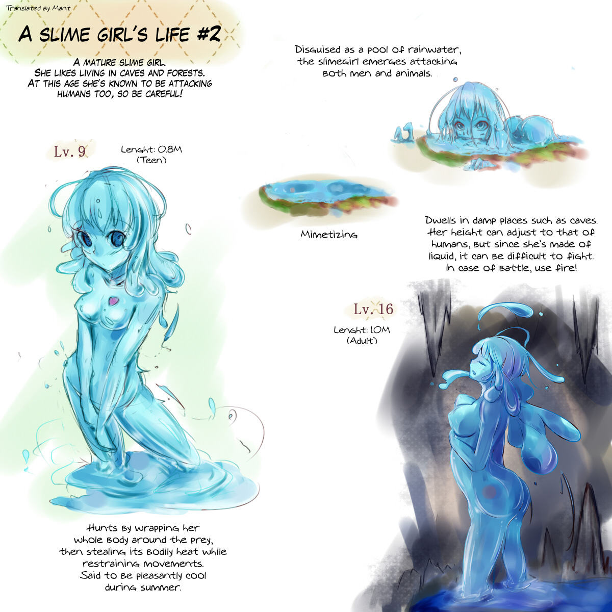 Monster girl slime -youtube nsfw picture