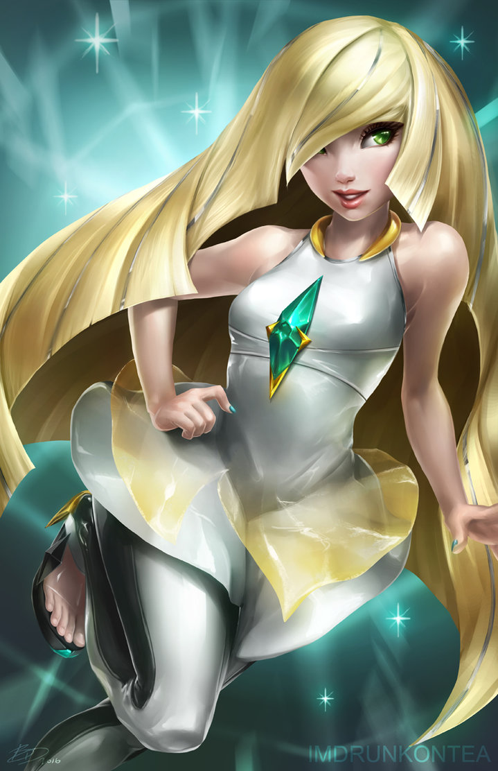 Lusamine By Imdrunkontea Pok 233 Mon Sun And Moon Know