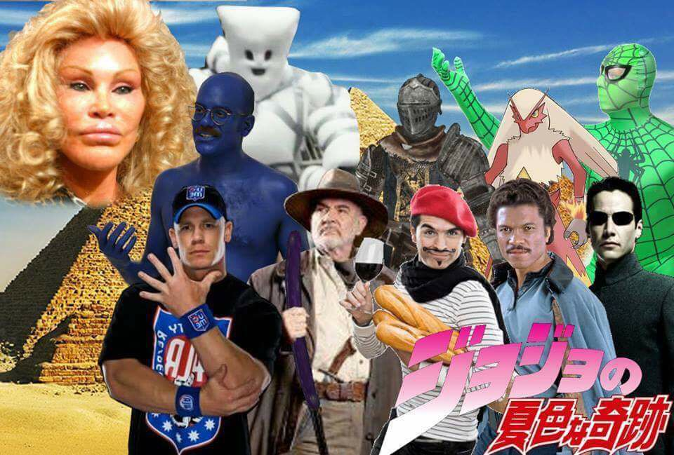 Jojo S Bizarre Adventure Movie 78