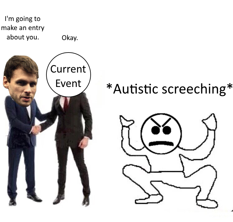 Autistic Screeching   Don   Know Your Meme