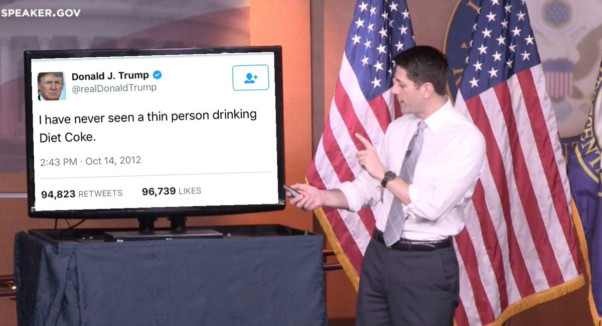 Paul Ryan's grim PowerPoint presentation on Obamacare becomes a sick meme