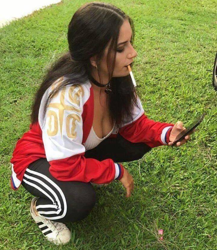 Slavic Girl From Serbia Why Do Slavs Squat Slav Squat