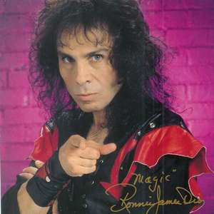 Sir Crona James Dio Supreme God of Metal