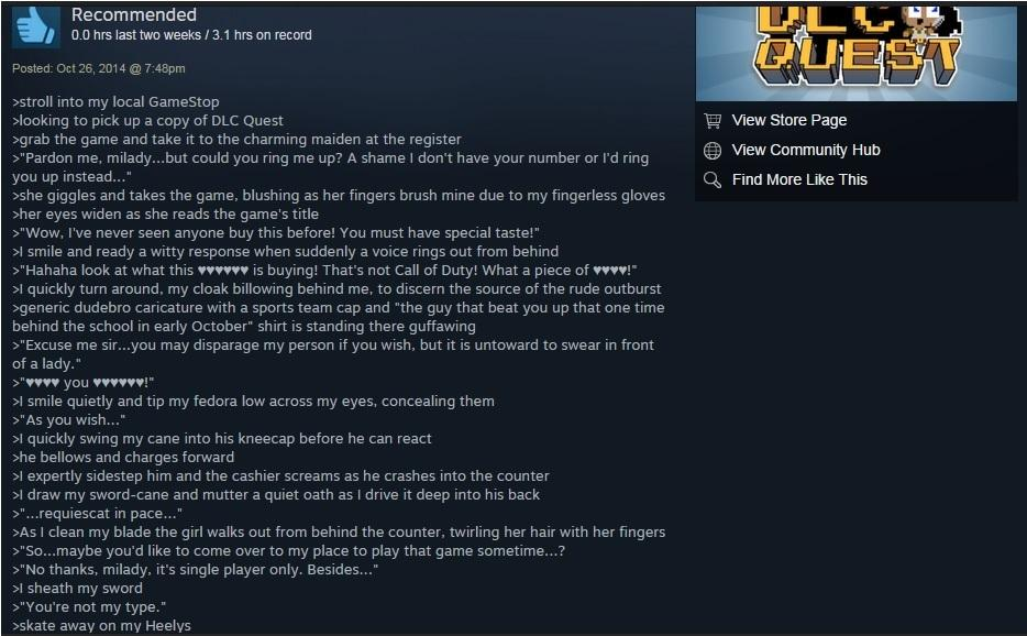 [Image - 902793] | Steam User Reviews | Know Your Meme