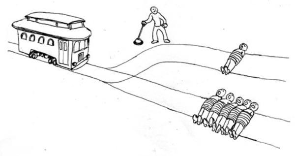 trolley cart problem