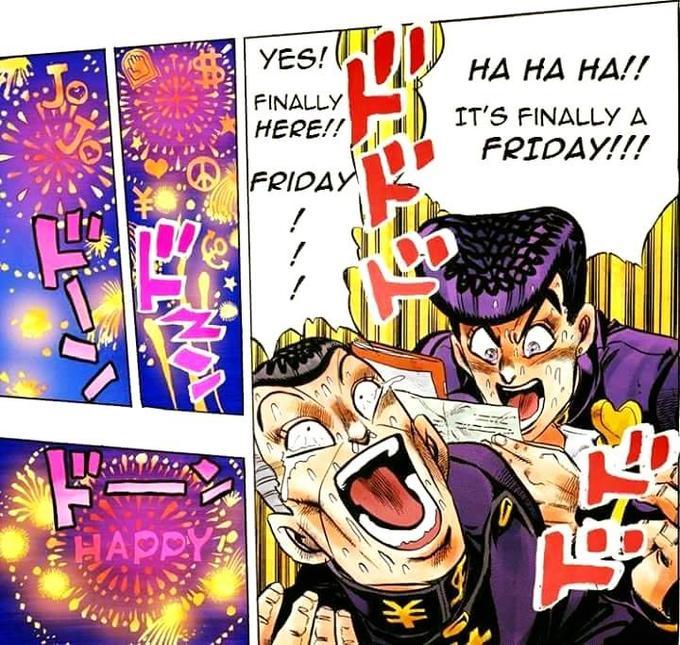 JoJo's Bizarre Anime: Golden Wind - Le Bizzarre Avventure di GioGio