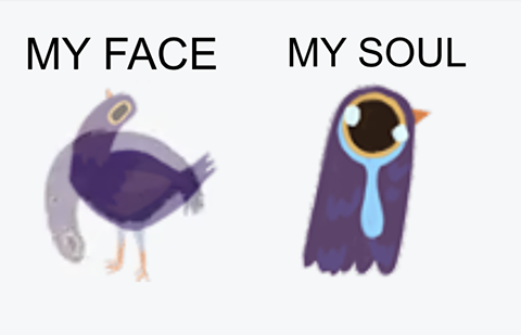 My Face vs My Soul